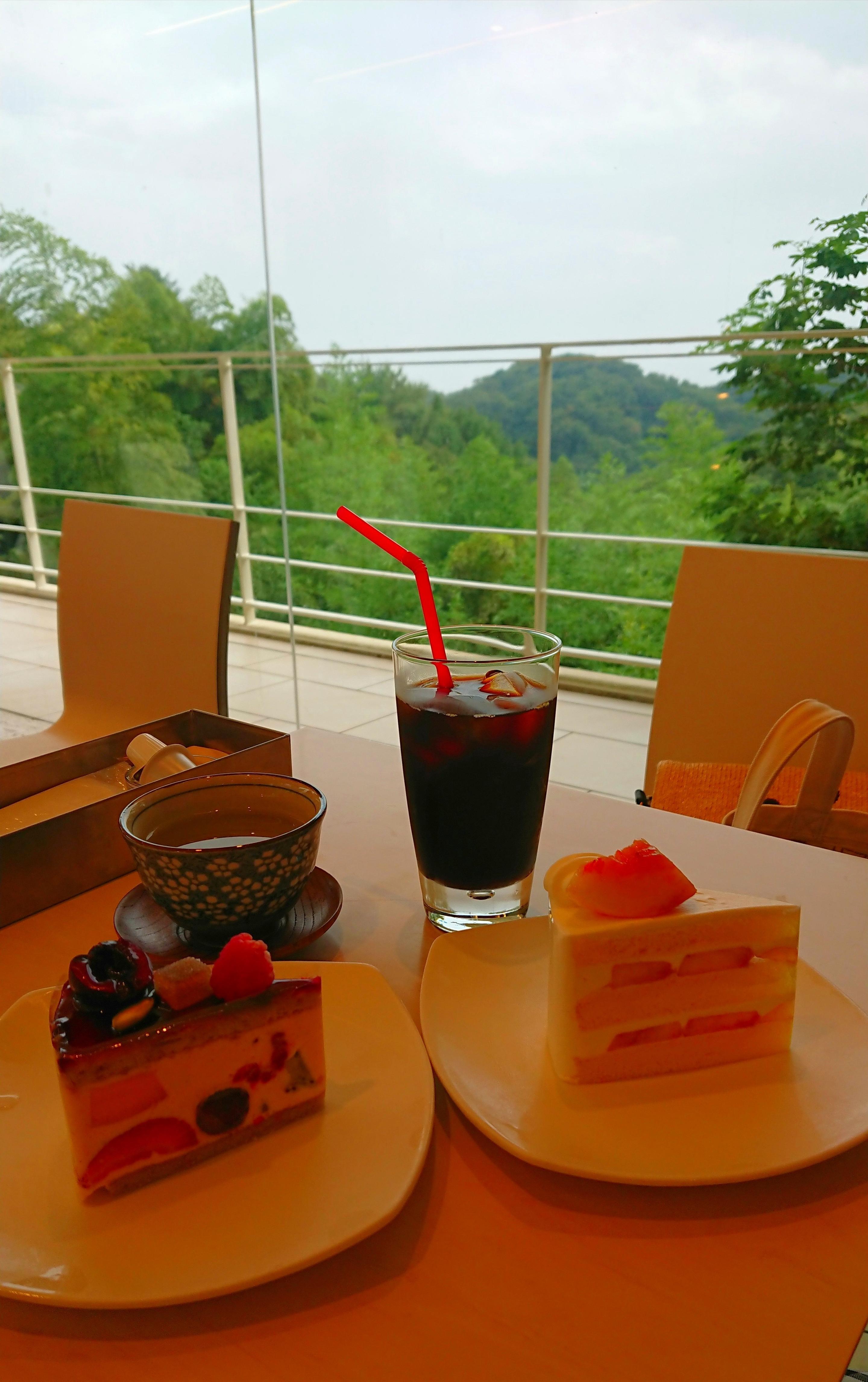 鎌倉山カフェ